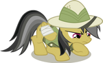 Reflective Daring Do