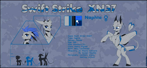Swift Strike Reference Sheet by xn-d
