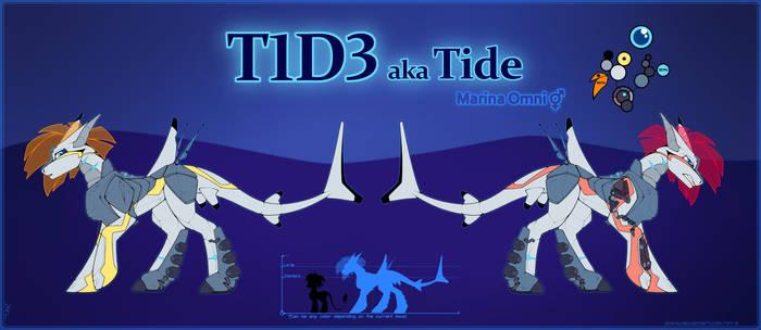 Tide Reference Sheet
