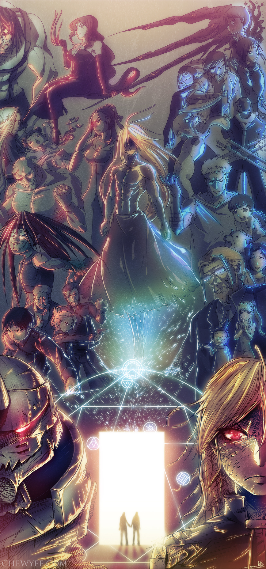 FMA - Our Promise by Chewyee