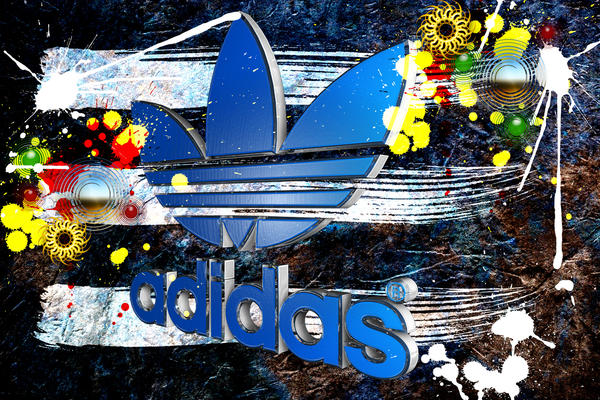 adidas 2 by Dick216