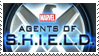 Agents of SHIELD Stamp