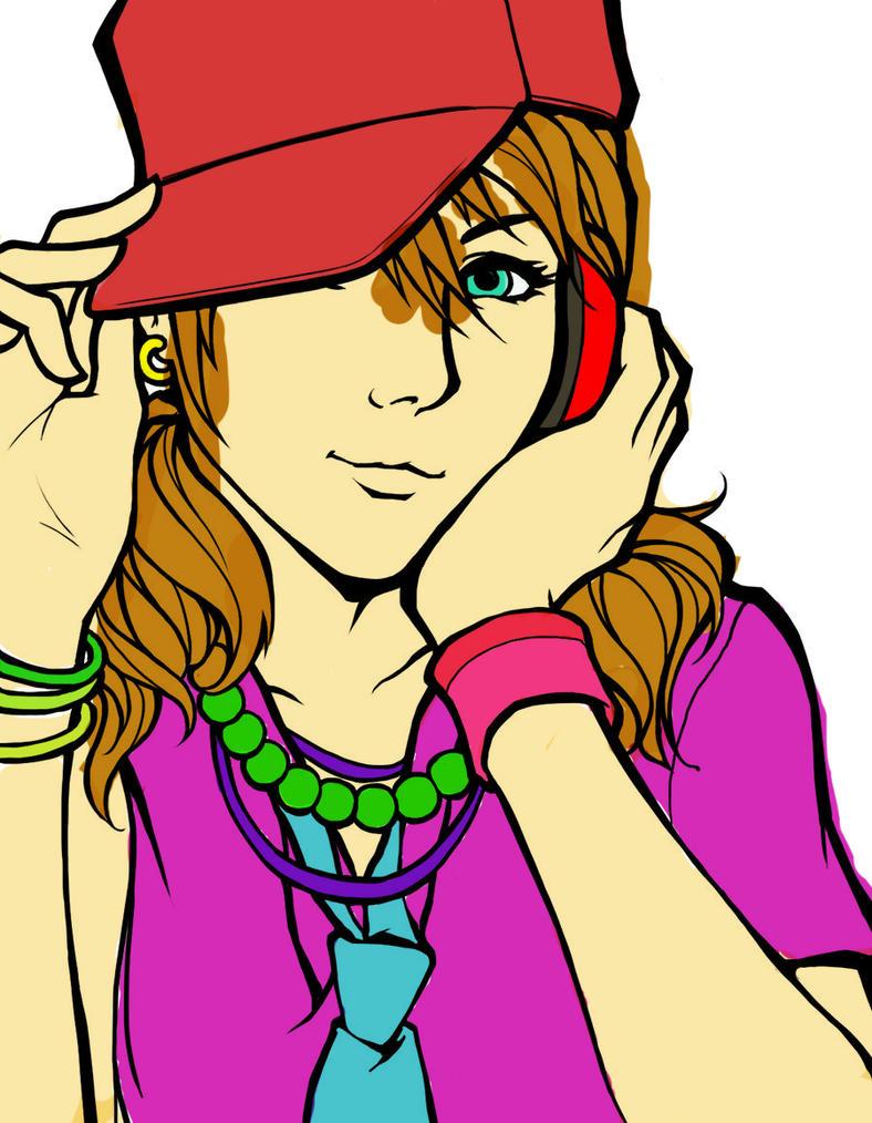 Swag girl anime - Image manga swag ...