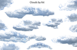 Clouds by IIst