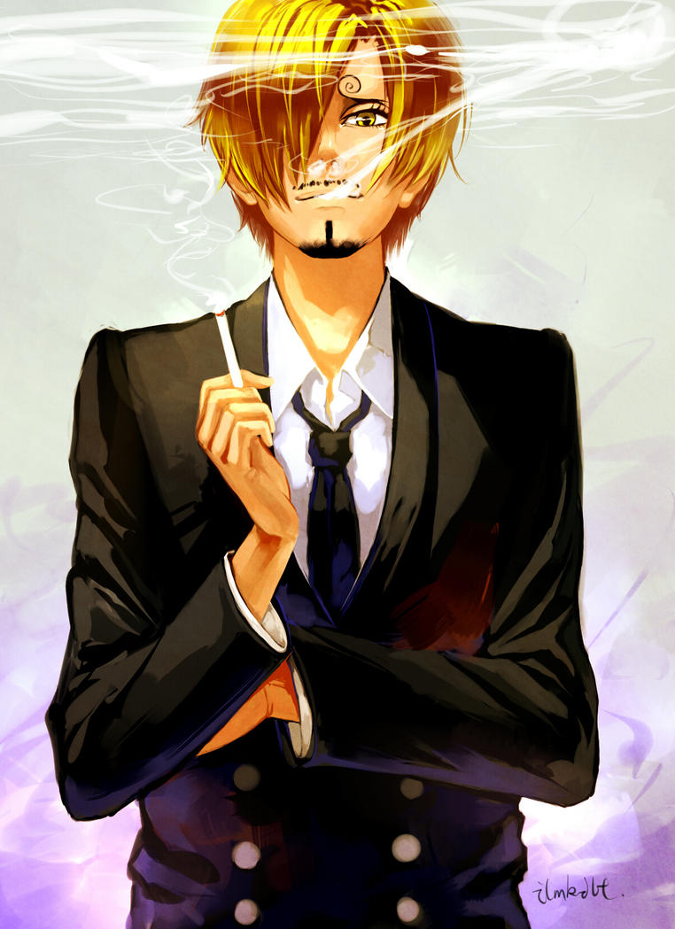 new world-sanji by jun...