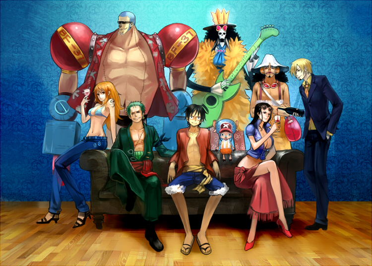 ONE PIECE--one photo.XDD by junefeier