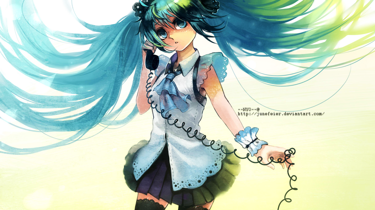 MIKU--69 billion-- by junefeier