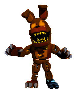 Adventure Jack-O-Bonnie FAN-MADE by RoxasXIIkeys