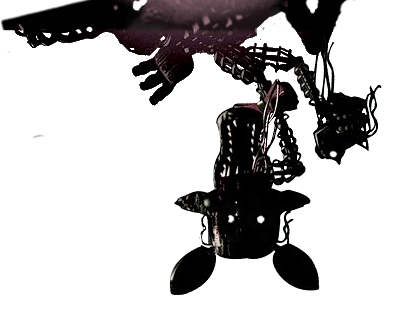 Phantom Mangle Render Remake by RoxasXIIkeys