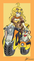 Yang and  growlight