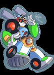 Turbo Man by Bumblebee358