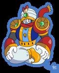 Genie Man