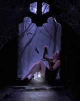 Black Widows by vaniapaiva