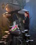 Fairy Sad