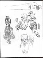 sketchbook - 3 by SHAN-01