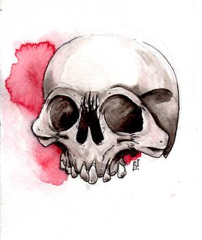 Late night watercolors...