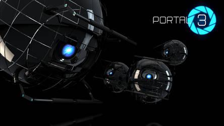 Portal 3 Wallpaper by GuMNade