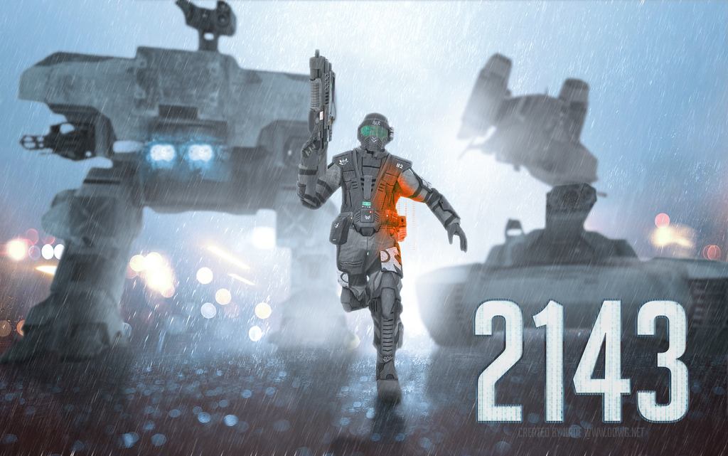 Battlefield 2143 preview by GuMNade ...