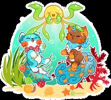 Octopuppers (1 Week Left!) by LuckyKitzy