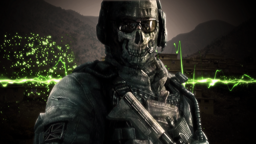 Call of Duty Ghost wallpaper by ~ProHad on deviantART