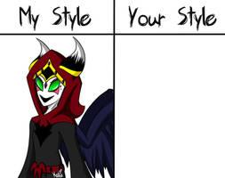 My Style VS Your Style: Zircon (Pain) (READ DESC)
