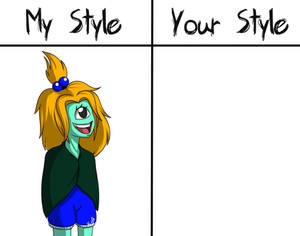 My Style VS Your Style: Jumper (READ DESC)