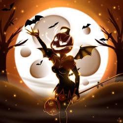 Pumpkin Queen (Halloween 2020)
