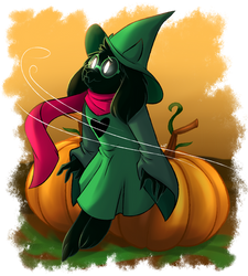 Pumpkins and Fluffy Boys by KATEtheDeath1