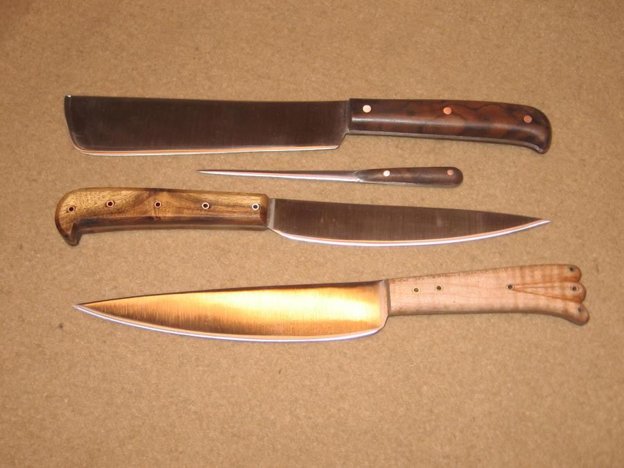 New knives by sgainbrachta