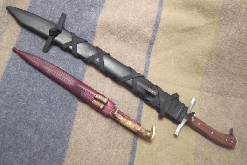Bauerwehr And Messer Done Comp By Sgainbrachta On DeviantArt