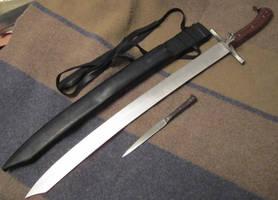 Messer Byknife Full Done Comp by sgainbrachta