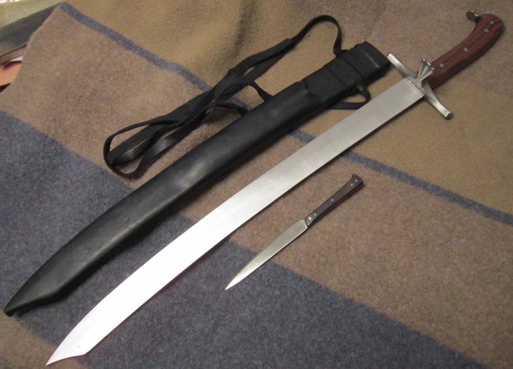 Messer Byknife Full Done Comp By Sgainbrachta On DeviantArt