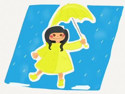 Rainy season by rezhuane12