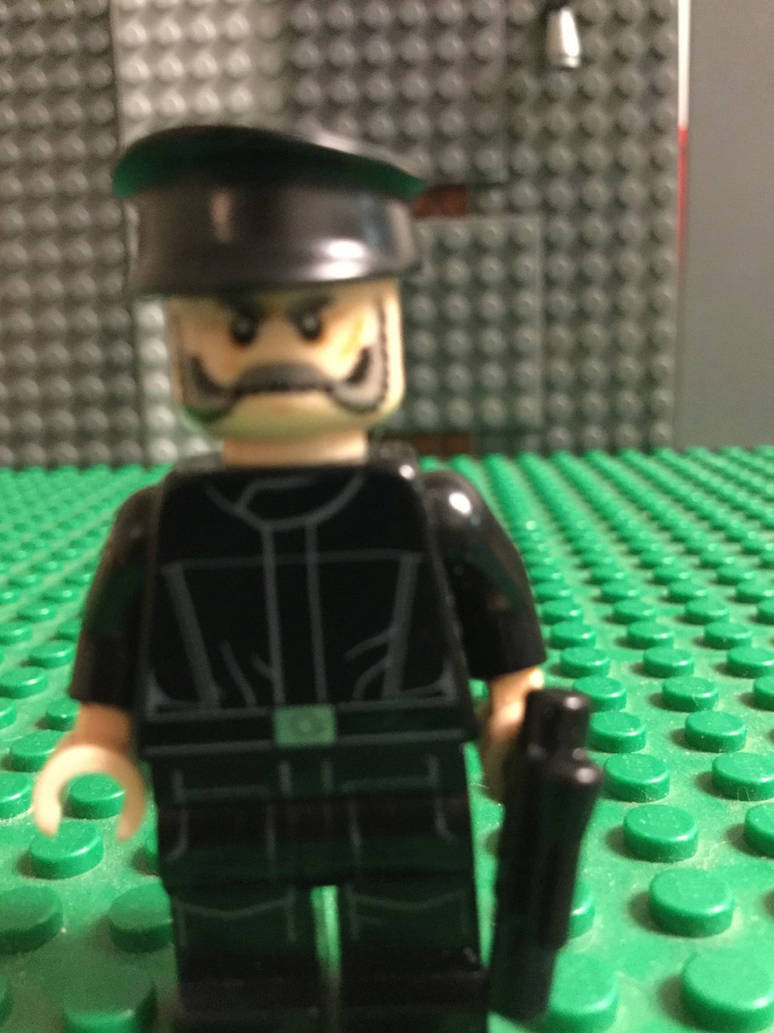 Lego Star Wars Imperial Officer By Recmonty On Deviantart