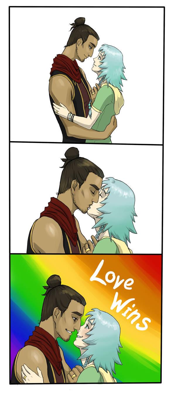 Love Wins by DiePestArzt