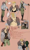Jericho Ref Sheet by DiePestArzt