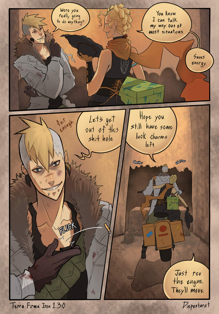 Terra Firma - Iron: Page 1.30 by DiePestArzt