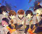 Let's go to the Koshien! by allvalentineII