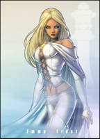 The White Queen COLOR by vest