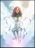 Phoenix of White COLOR by vest
