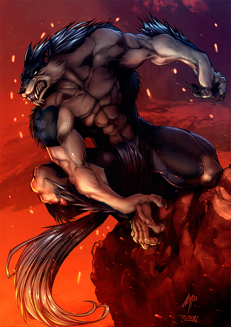 Werewolf porn pics erotic movies