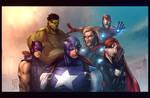 GSB Avengers