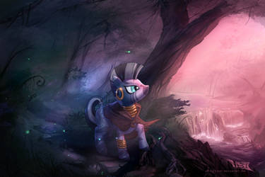 The Edge of Everfree by vest