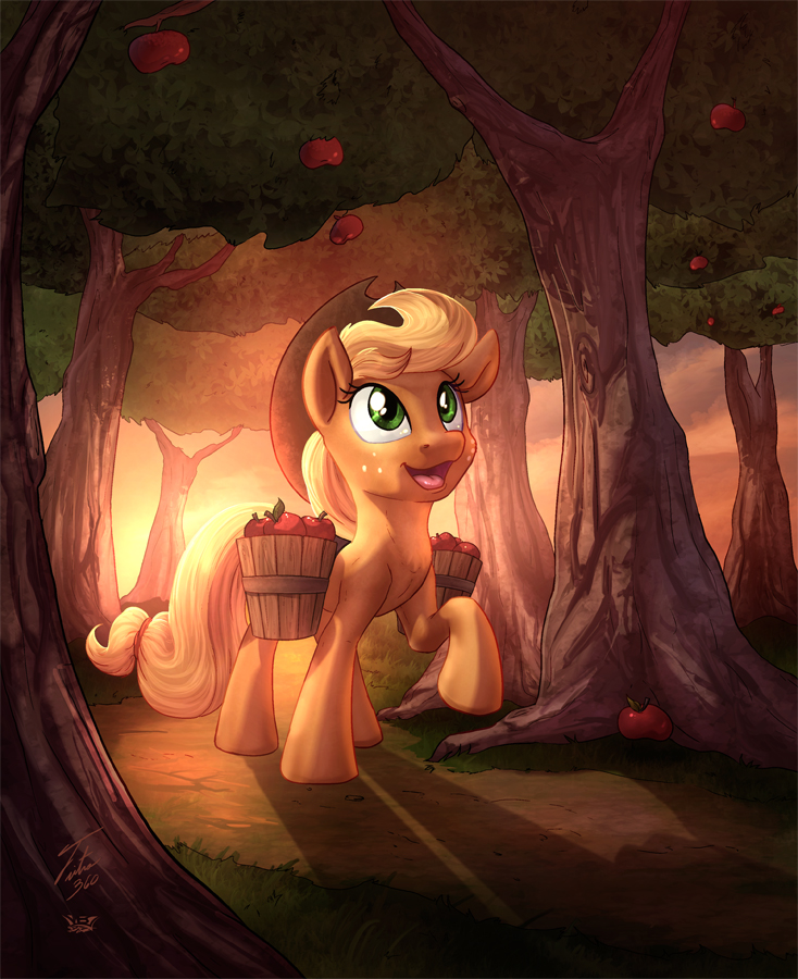 Applejack's Orchard