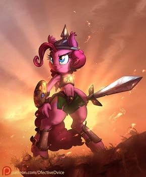 Adventurer Pinkie Pie