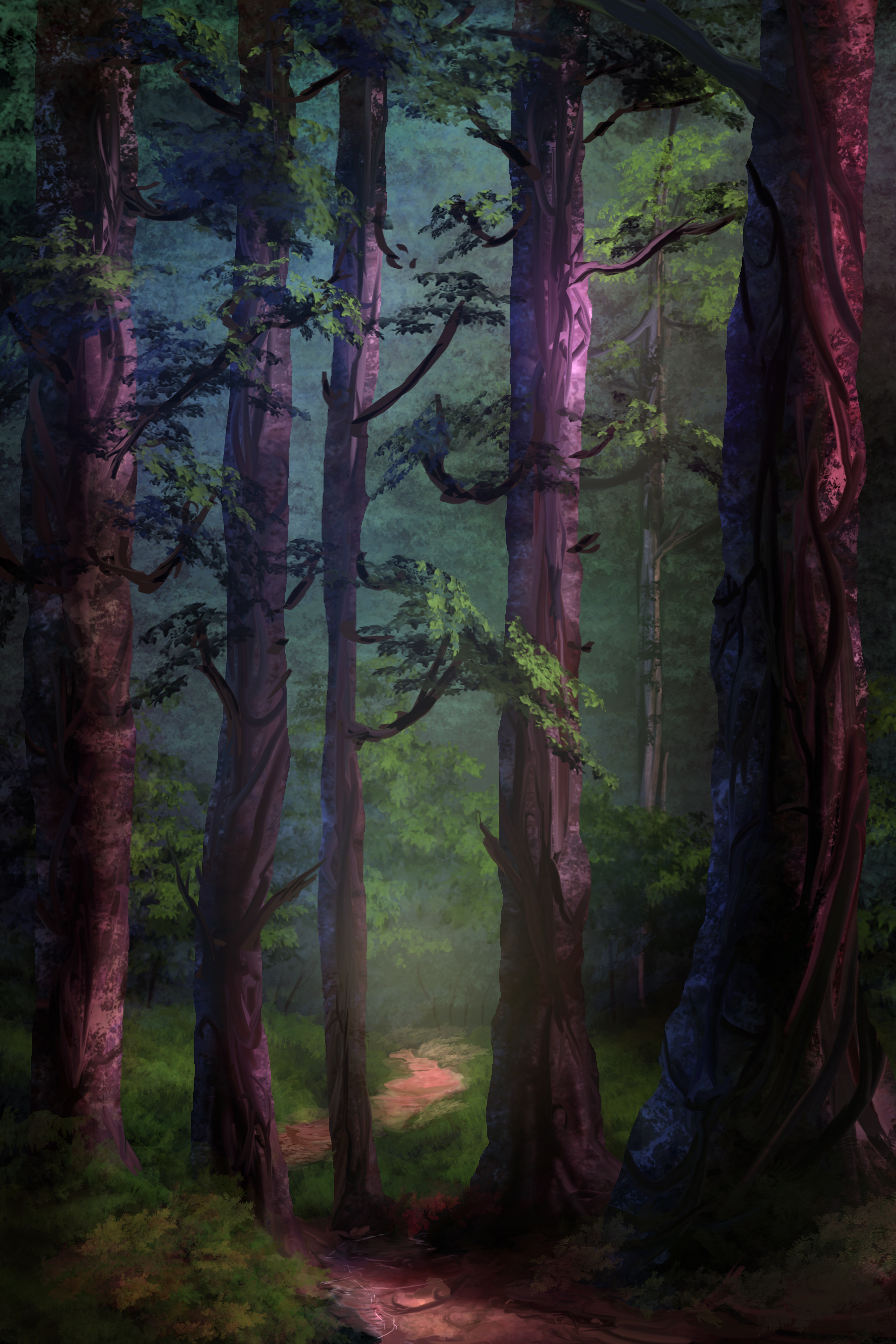 s1e10 - Beauty Is Everywhere, Silent Forest