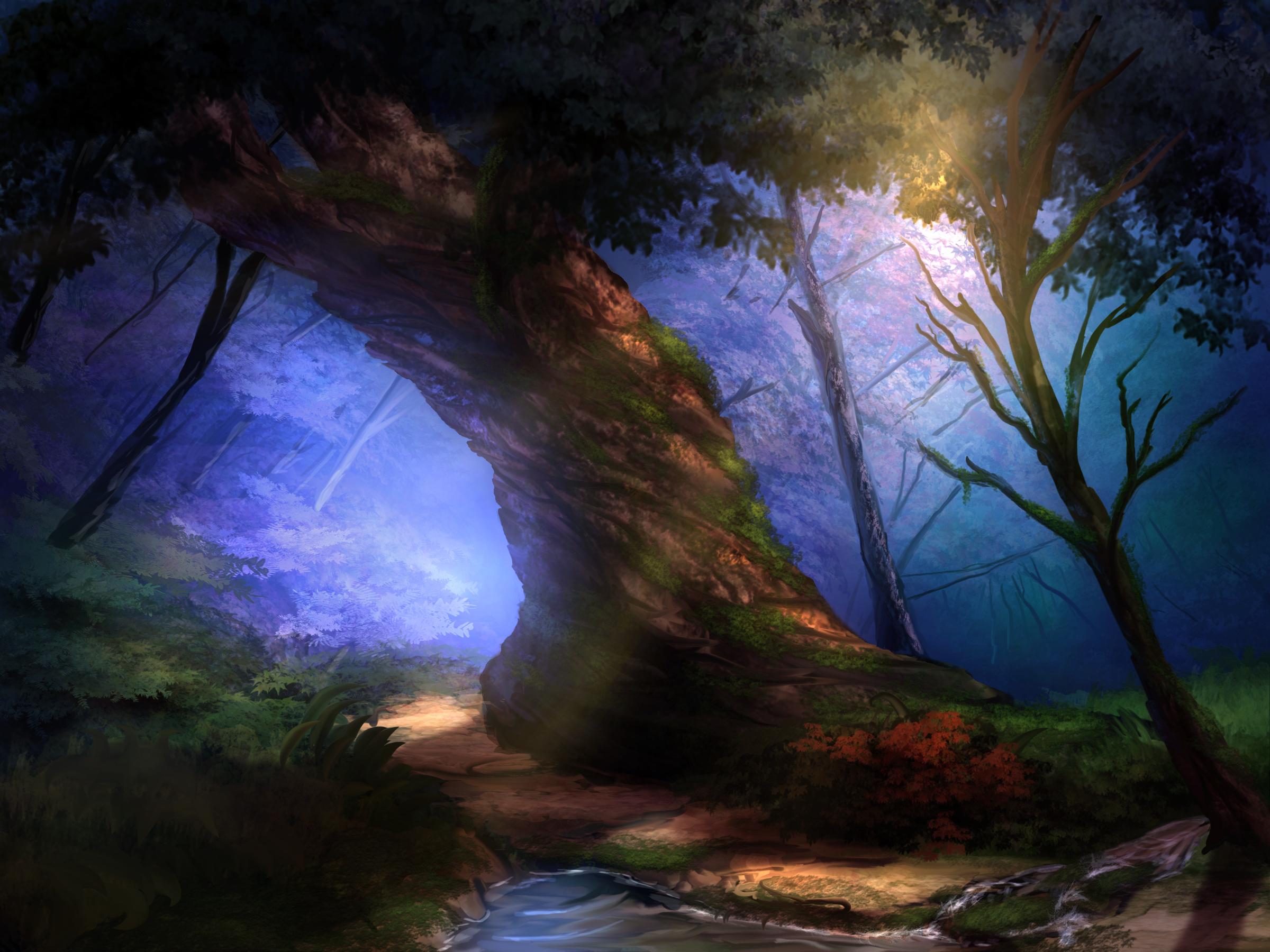 s1e21 - Beauty Is Everywhere, The Old Oak Tree