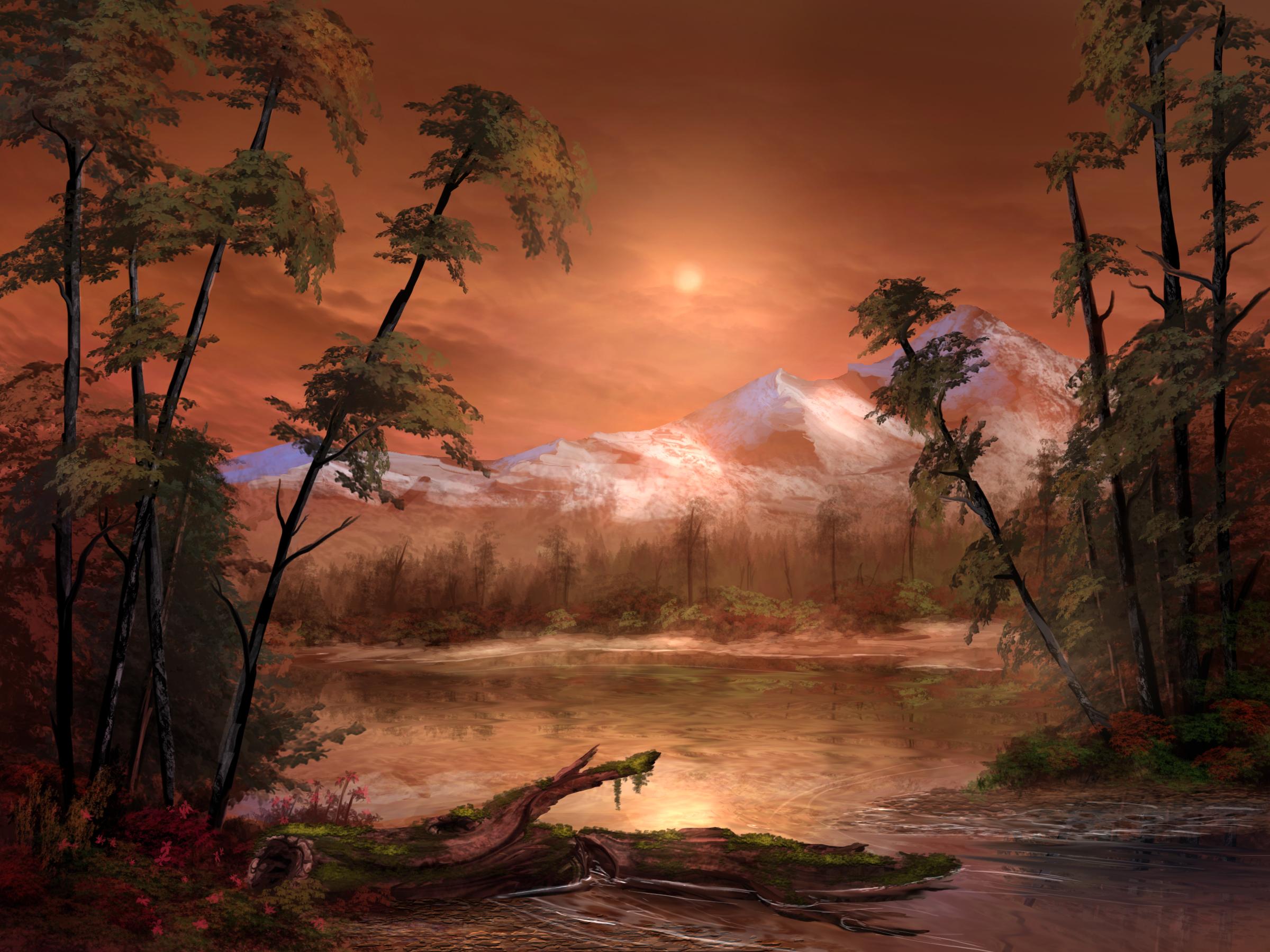 s1e24 - Beauty Is Everywhere, Autumn Fantasy