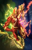<b>Flash Reverse-Flash Split</b><br><i>vest</i>