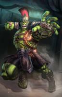 <b>Gladiator Hulk</b><br><i>vest</i>